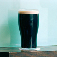 A photo of a pint of Guinness