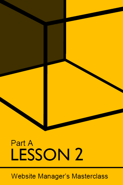 Cover of lesson 2
