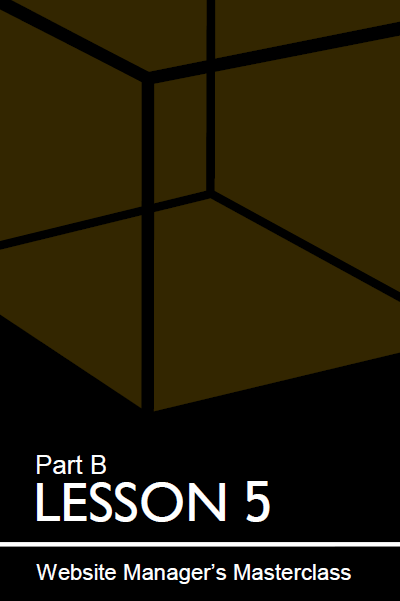 Cover of lesson 5